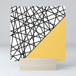Lazer Dance YY Mini Art Print