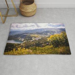 Bulgarian landscape Rug