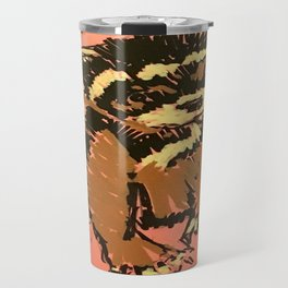Itty the ferret boy Travel Mug