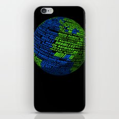 Mostly Harmless iPhone & iPod Skin