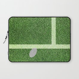 """IN"" – Hawk-Eye - green Laptop Sleeve"