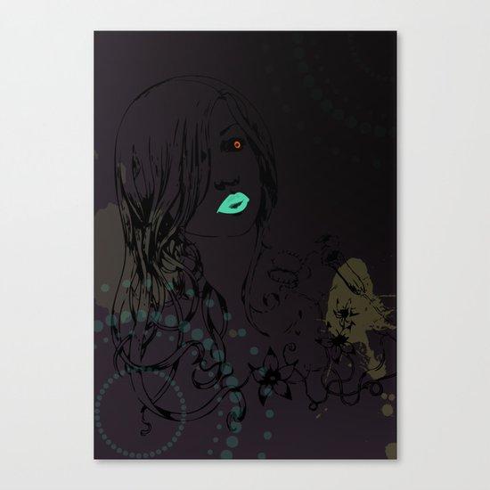 pretty Canvas Print