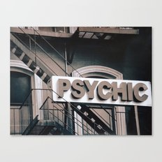 Psychic Revisited Canvas Print