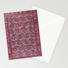 Khamseh Fars Southwest Persian Rug Print Stationery Cards
