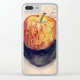 Apple Clear iPhone Case