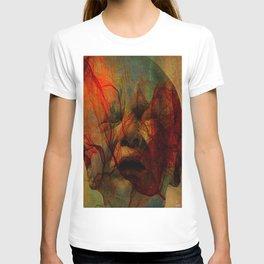 In the amniotic liquid T-shirt