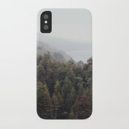 forest for all the trees iPhone Case