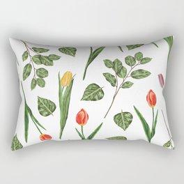 tulips ccm Rectangular Pillow
