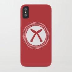 Khukuri iPhone X Slim Case