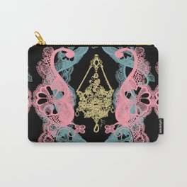 DELICATE JEWEL TWO Carry-All Pouch