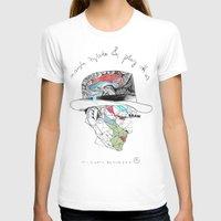 godfather T-shirts featuring Godfather by Mary Szulc