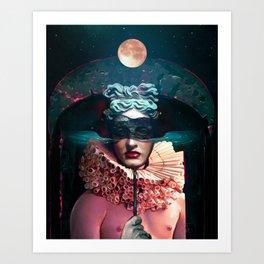 Good evening Art Print