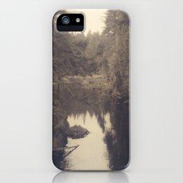 Beyond the ridge iPhone Case