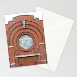A Big Round Window Stationery Cards