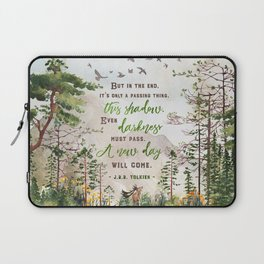 But in the end Laptop Sleeve