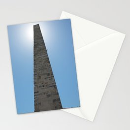 The Walled Obelisk in Istanbul, Turkey Stationery Cards