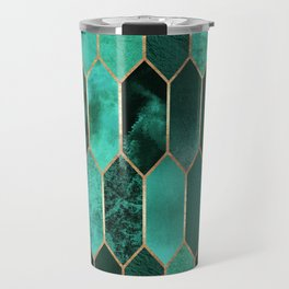 Stained Glass 2 Travel Mug