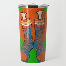Coulrophobia (Clown Phobia) Travel Mug