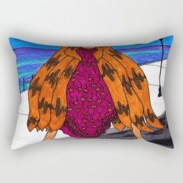 Navy Pier Rectangular Pillow