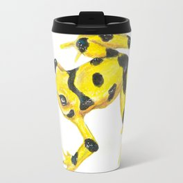 Panamanian Golden Frog Travel Mug
