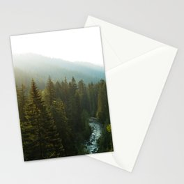 Teanaway River Stationery Cards