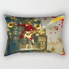 The Doof Rectangular Pillow