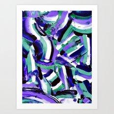 Tara - Abstract Art Print