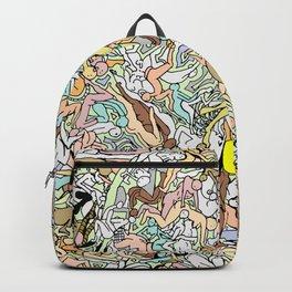 Martians Invasion Backpack