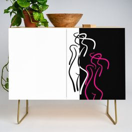 The Lady ~ From Sinners And Saints ~ Pure Credenza