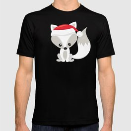 THE SPELL OF THE CHRISTMAS FOXES 2 T-shirt