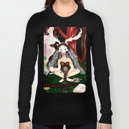 High Priestess Long Sleeve T-shirt