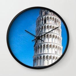 Pisa Wall Clock