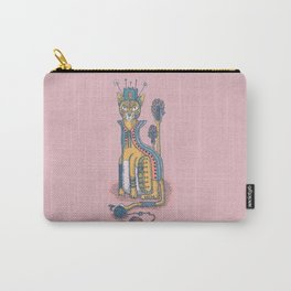 """Tury la Reina Gata"" Carry-All Pouch"