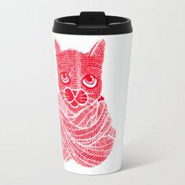 It's a Cat-Wrap Travel Mug