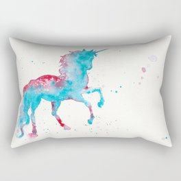 Bring On The Unicorns Rectangular Pillow