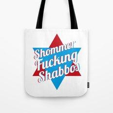 Shommer Fucking Shabbos Tote Bag