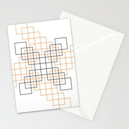 Simple Boxes Stationery Cards