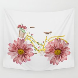 Enjoy the Ride Wall Tapestry