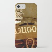 mexican iPhone & iPod Cases featuring Mexican by laika in cosmos