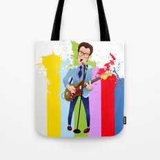 Elvis (Costello) Lives! Tote Bag