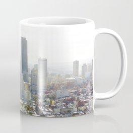 San Francisco Downtown - California Coffee Mug