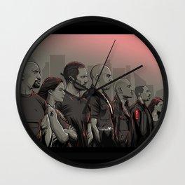 Ride or Die, remember? Wall Clock