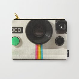 Retro 80's objects - Instant Camera Carry-All Pouch