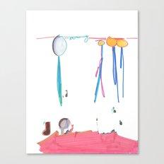 Balloon Voyage Canvas Print