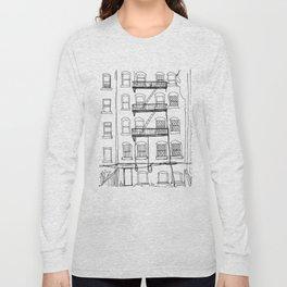 Brooklyn Alley Long Sleeve T-shirt