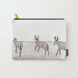 Oryx Antelopes - Namibia Carry-All Pouch