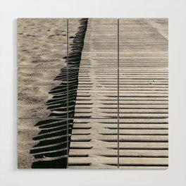 Lines Wood Wall Art