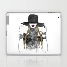 Creole Queen Bey Laptop & iPad Skin