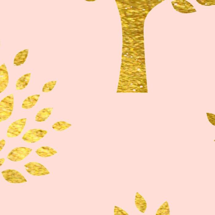 Pink Gold Foil 02 Leggings