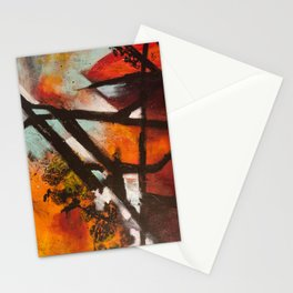 Tourist Attractions Stationery Cards